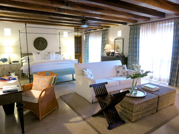 Our Junior Suite, Casa San Agustin