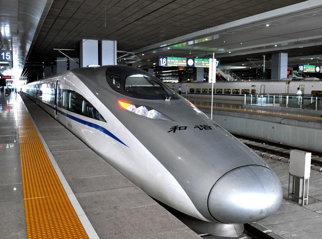 China's High-speed Rail