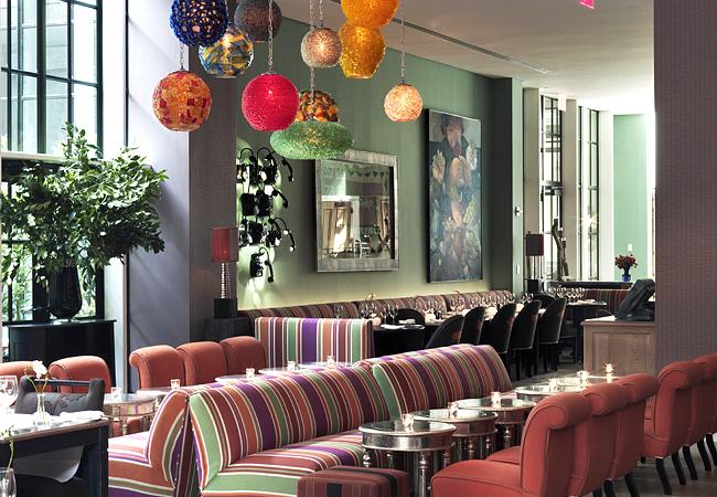 Crosby St Hotel Bar
