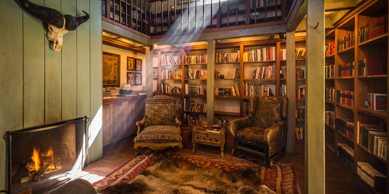 Hotels with Amazing Libraries