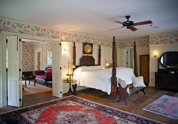 Greyfield Inn, Cumberland Island, Georgia
