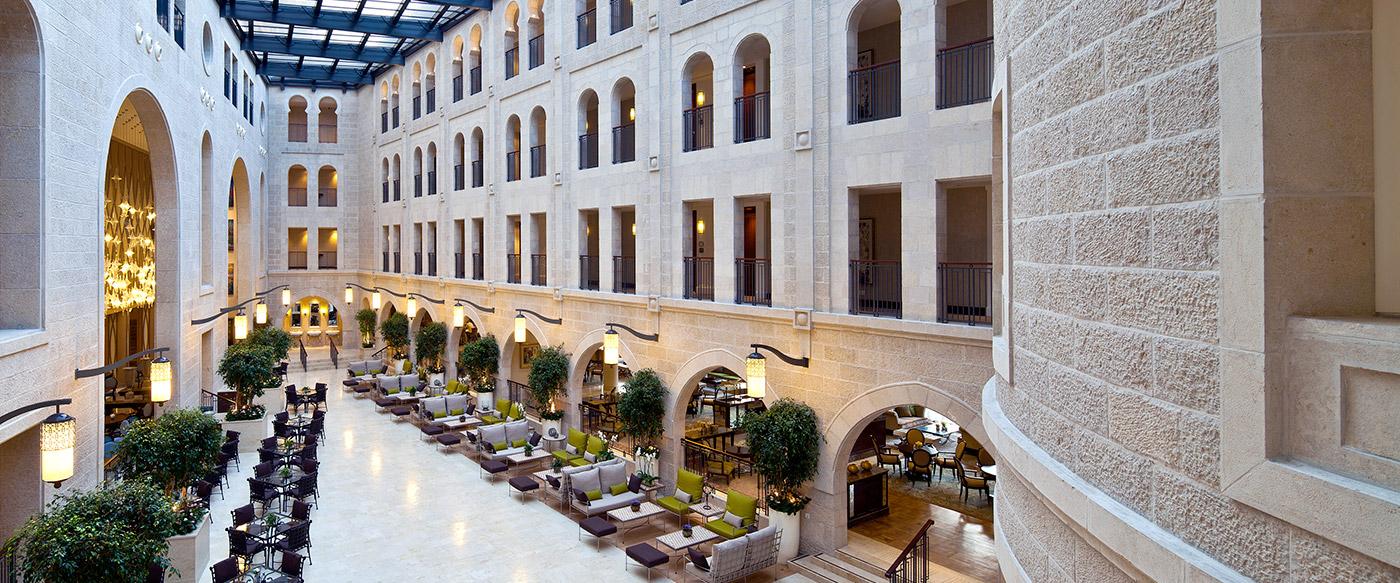 Hotel debuts in tel aviv and jerusalem for Hotel design jerusalem