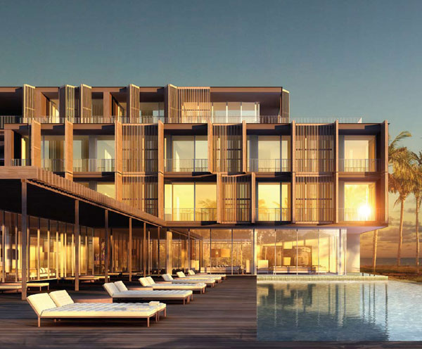 Beauty in the eye of the designer upcoming luxury hotel for Luxury hotel project
