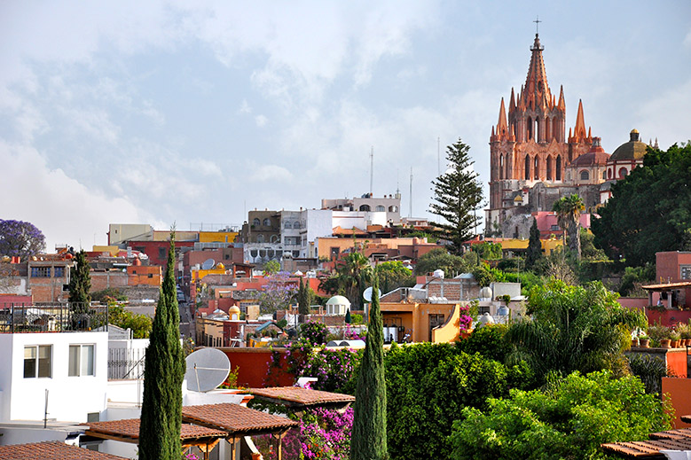Itinerary Extension to San Miguel de Allende, Mexico