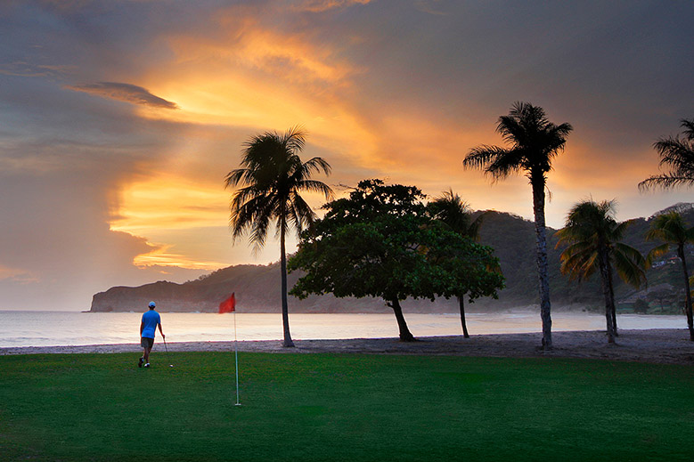 Newly Recommended Golfing Resort in Nicaragua