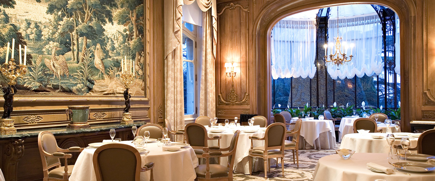 Where to eat in reims champagne country - Restaurant le jardin reims crayeres ...