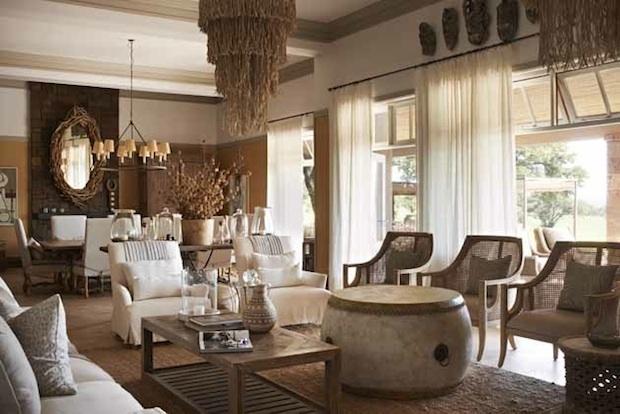 Luxury Hotel News Singita Serengeti House Mandarin