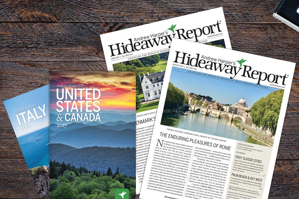 Andrew Harper membership publications