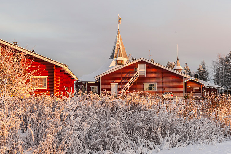 14 Festive Places to Spend Christmas