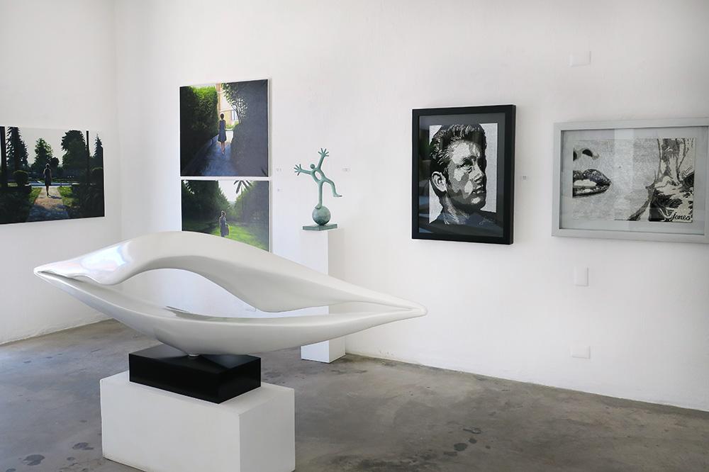 Artworks at the Galería Corsica de Arte