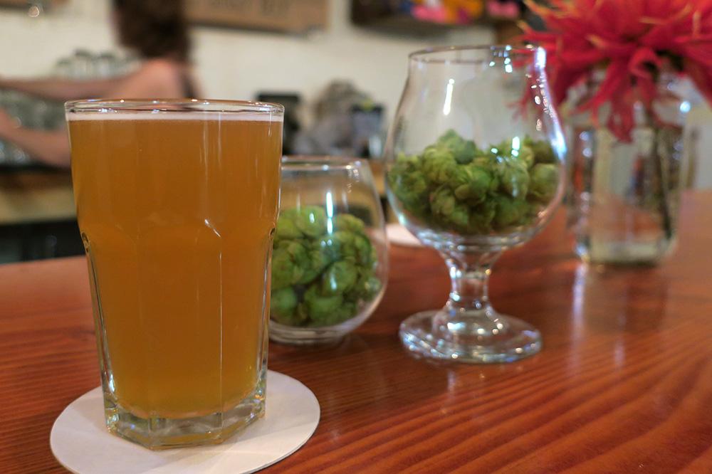 The A$AP Hoppy from Cloudburst Brewing in Seattle