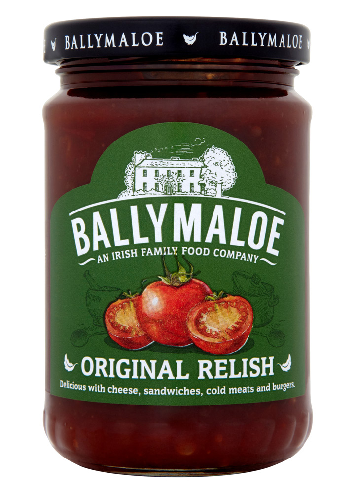 Relish made and sold at the Ballymaloe Cookery School - Ballymaloe Cookery School