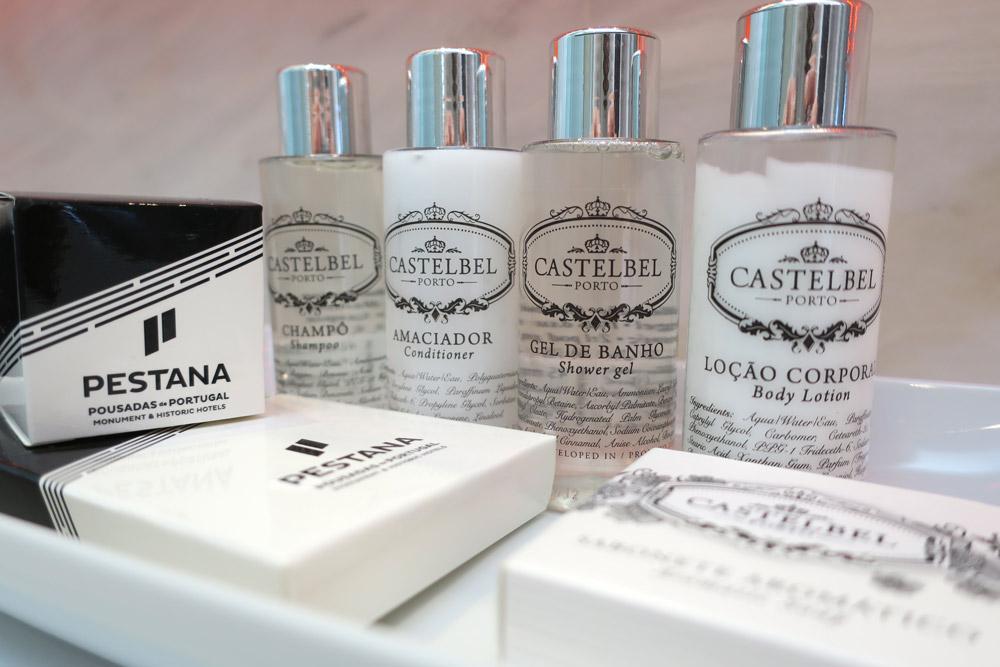 Luxury Bath Products, Pousada de Lisboa, Lisbon, Portugal