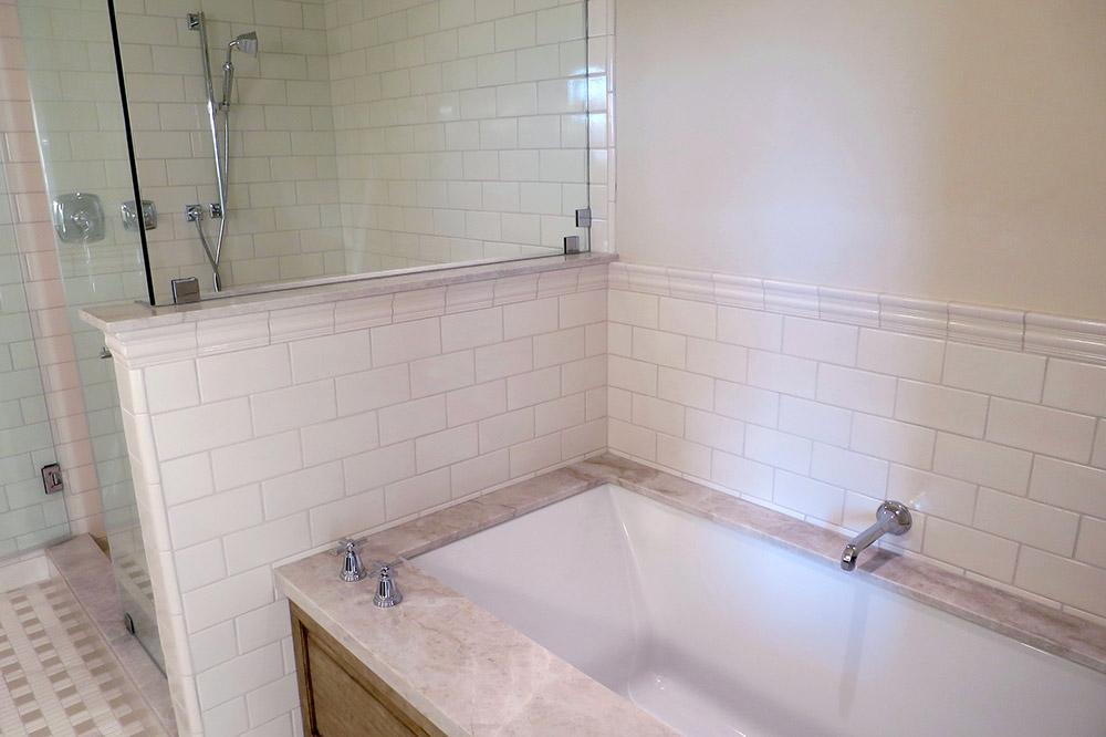 Our suite's bath