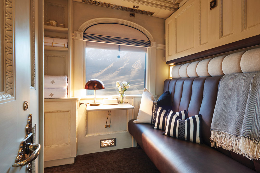 9 luxury train trips great rail journeys andrew harper for Interior design companies in usa
