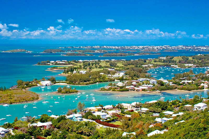 Great Sound, Bermuda - © Bridgendboy/iStock/Thinkstock