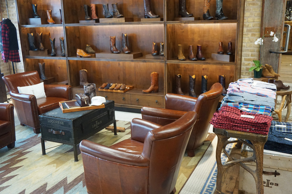 Lucchese at Allens Boots on South Congress - Photo by Tiffany Stewart