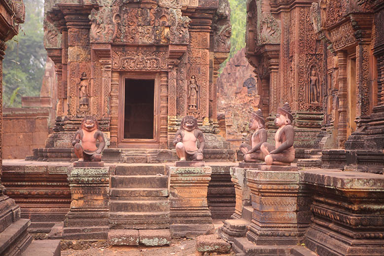 Featured Subscriber: The Scarolas in Cambodia