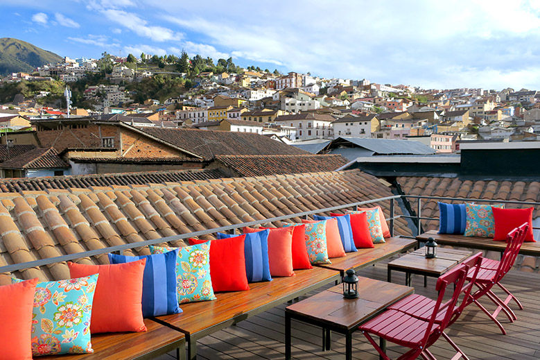 Quito's Atmospheric Boutique Hotels