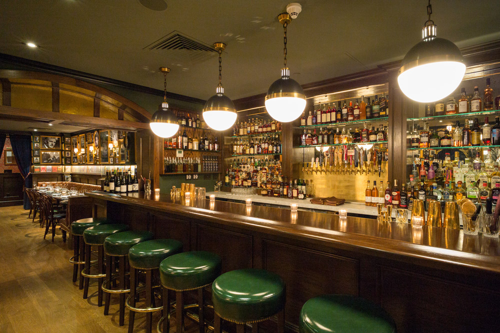 Captivating The Interior Of U003cemu003eChumleyu0027su003c/emu003e, A Speakeasy In The