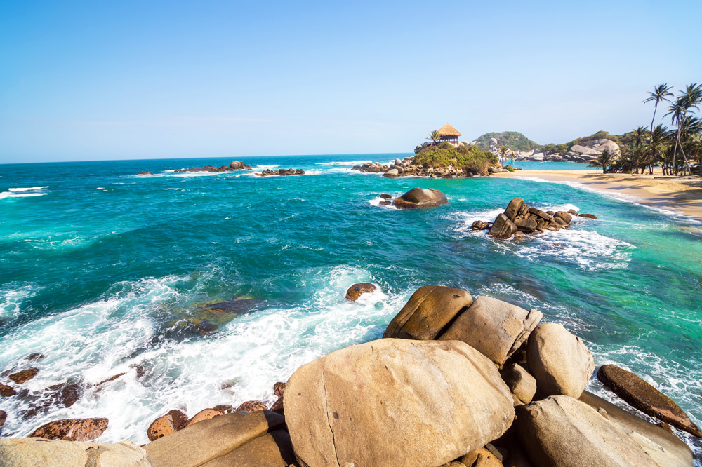 Tayrona National Park, Cartagena - Thinkstock/DC_Colombia