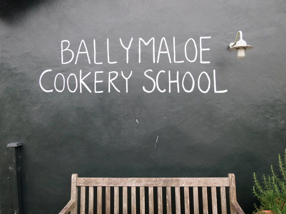 Ballymaloe House Cookery School