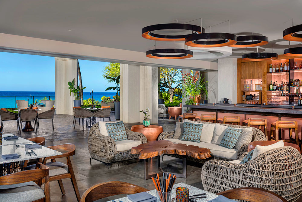 Copper Bar at Mauna Kea Beach Hotel