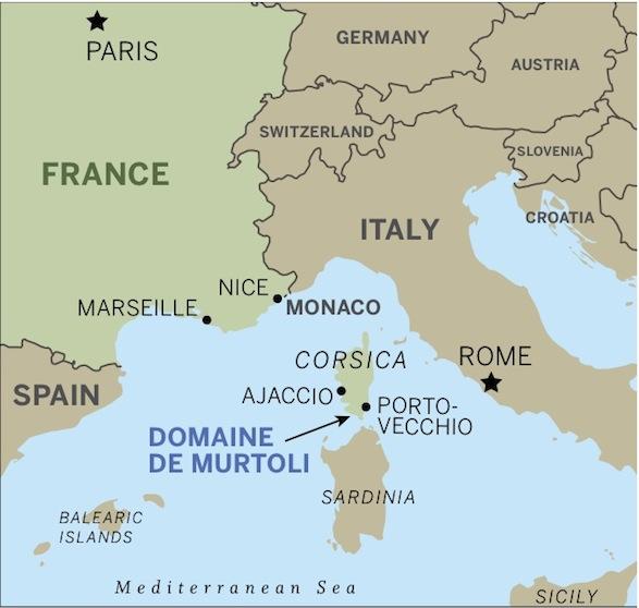 Extraordinary Corsican Retreat