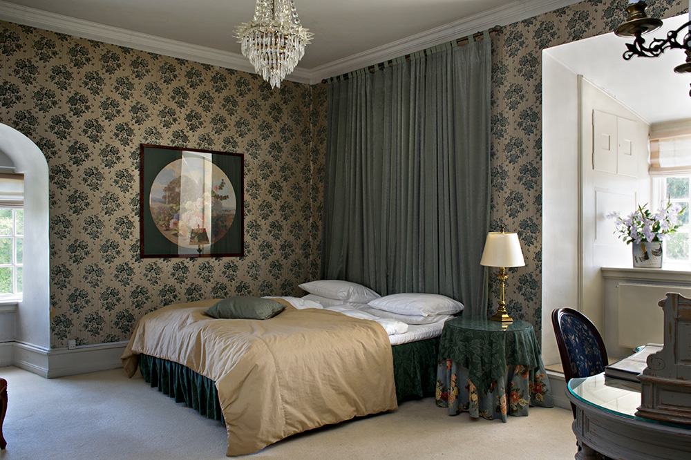 A Double Room at Dragsholm Slot