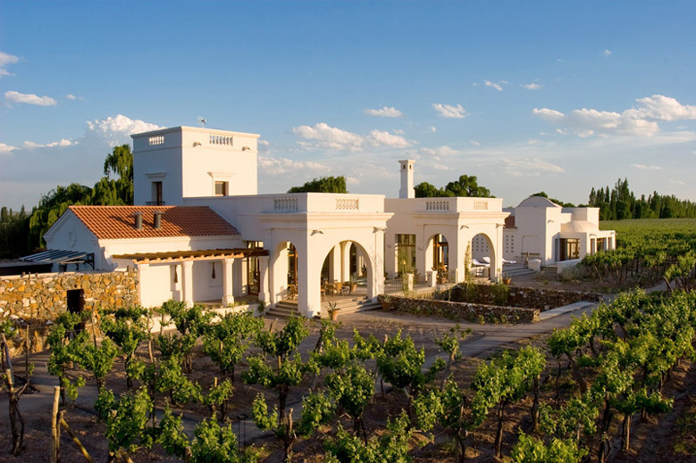 Cavas Wine Lodge exterior