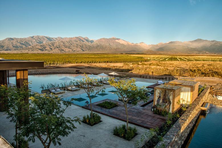 Vines Resort and Spa landscape
