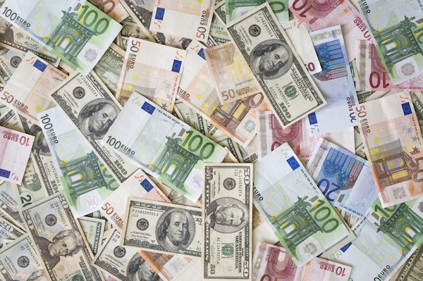 Деньги к доллару на форексе