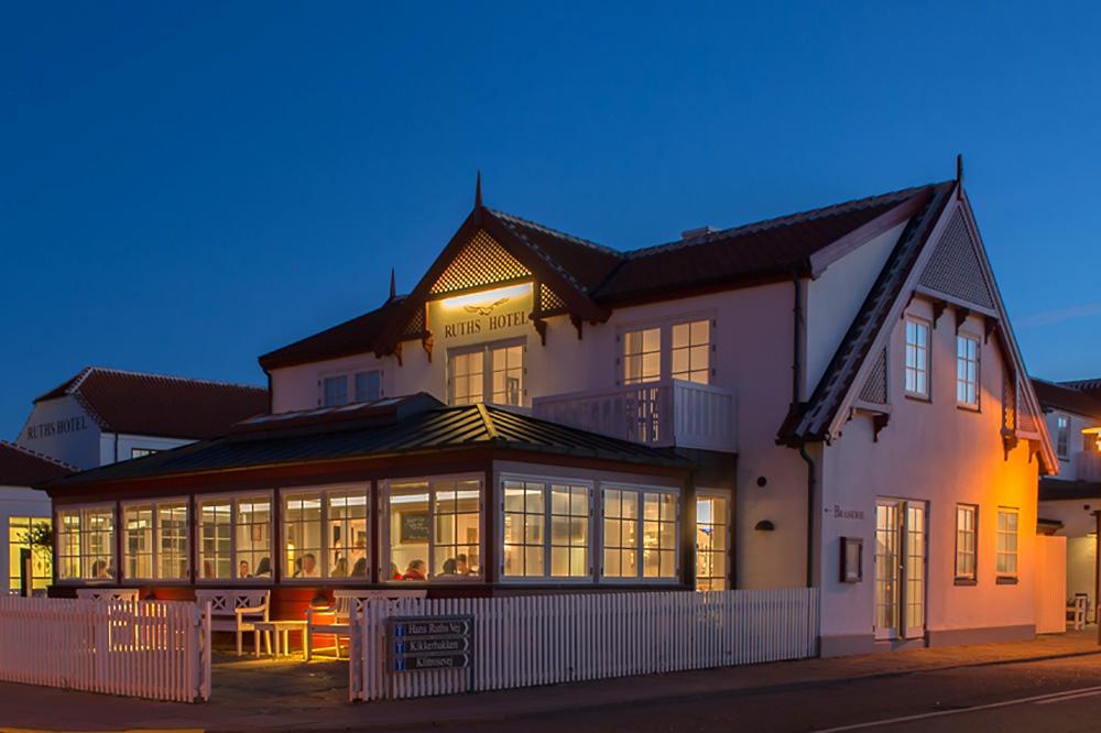 Ruths Hotel in Skagen, Denmark