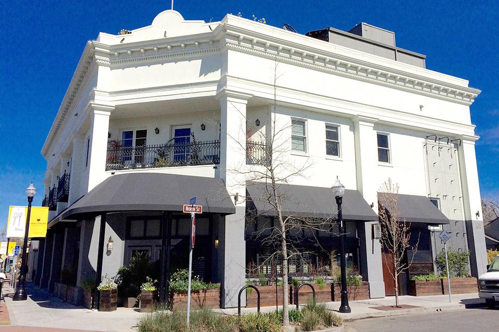 SingleThread Farms, a restaurant and five-room inn, Healdsburg, California