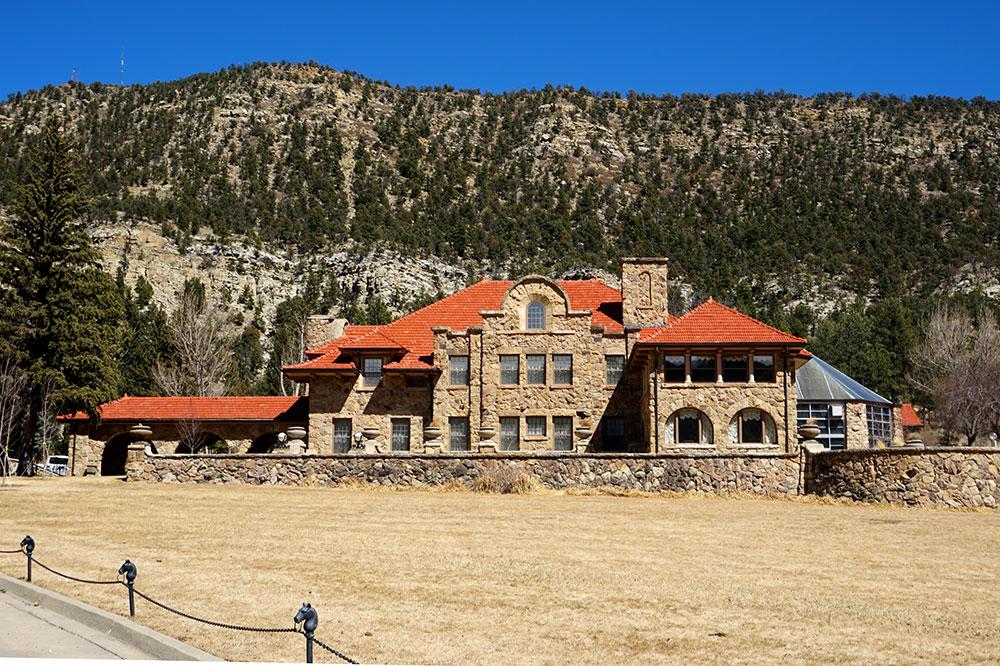 Casa Grande at Vermejo Park Ranch in Raton
