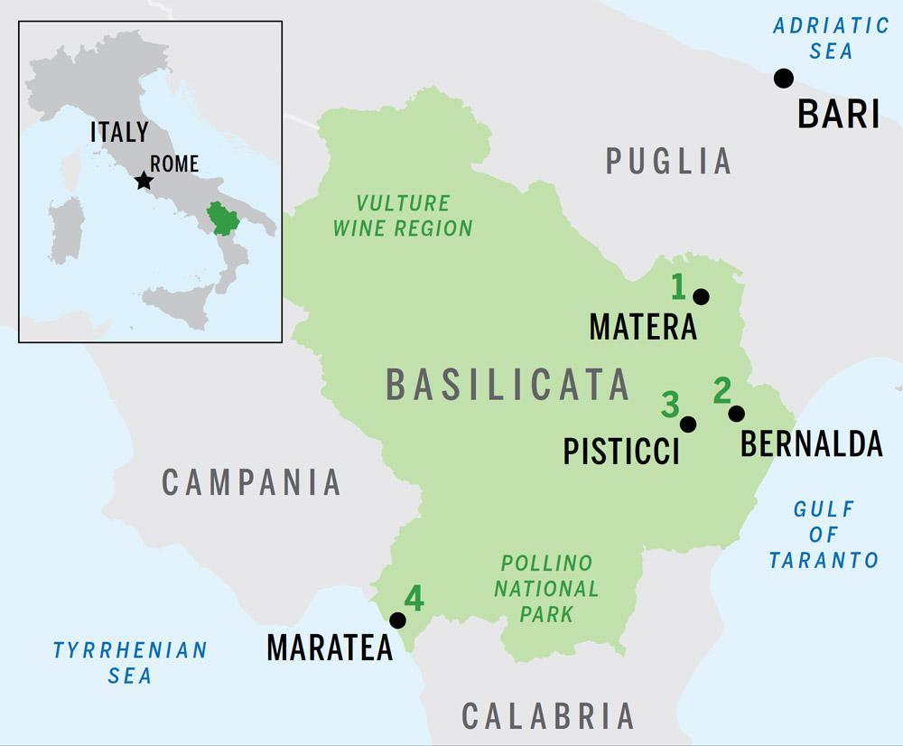 Italy\'s Untouched Region of Basilicata | Hideaway Report | Andrew Harper