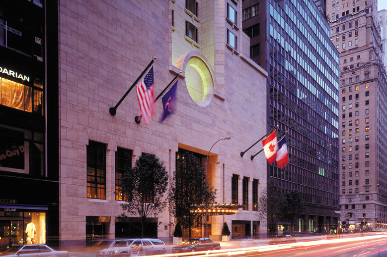 Guest Pinner: Four Seasons New York