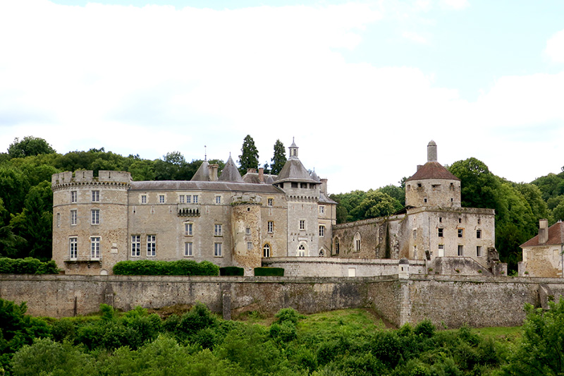 Château de Chastellux - Photo by Andrew Harper