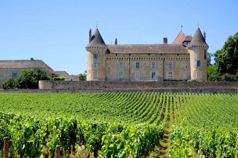 Château de Rully - Photo by Andrew Harper