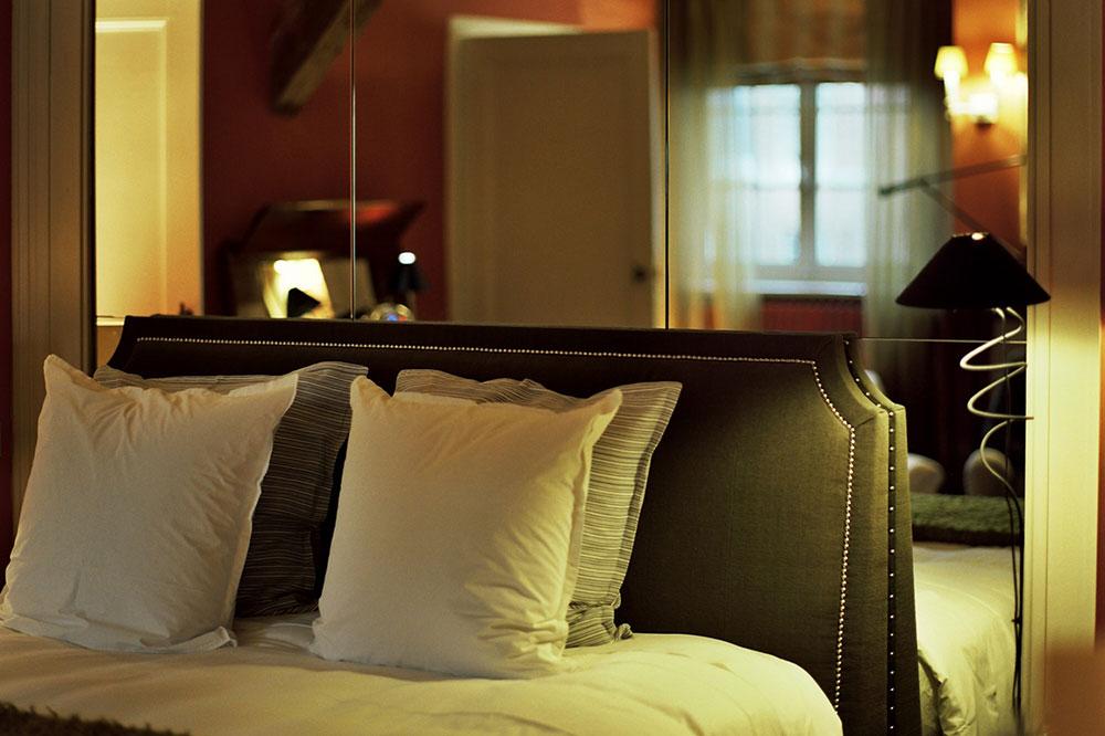 The Cozy Room of B & B Hôtel Verhaegen