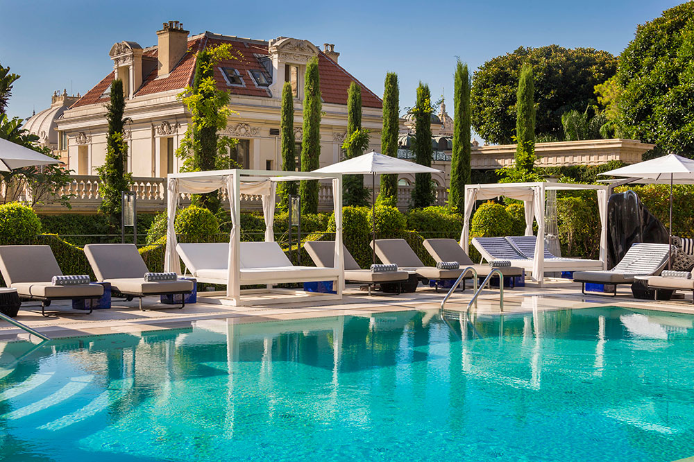 The Odyssey pool complex at Hotel Metropole