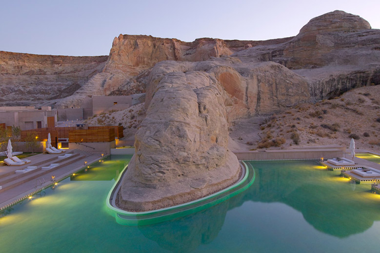 The World's Most Stunning Hotel Pools