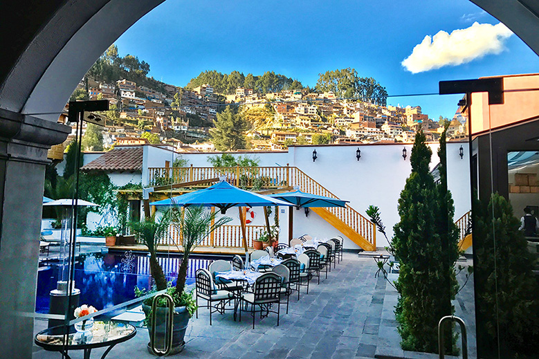 Newly Recommended Hotels: Peru