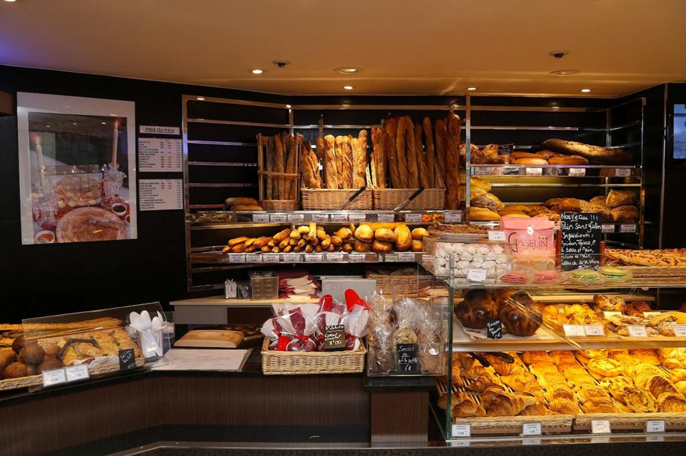 Breads On Display At EmGosselin Em