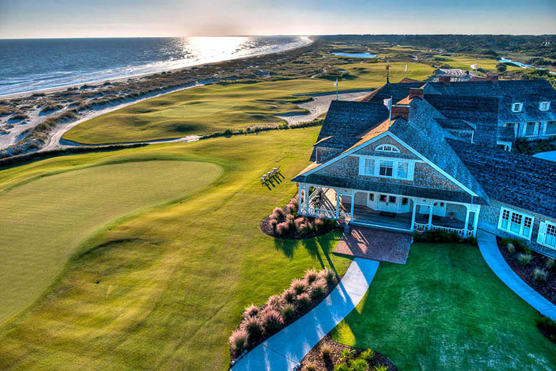 Ocean Course at Kiawah Island Golf Resort.