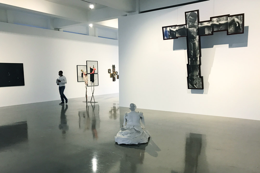 <em>Power: Work by African American Women from the Nineteenth Century to Now</em>, installation view