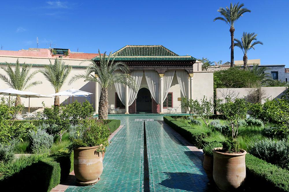 The Exotic Garden at Le Jardin Secret