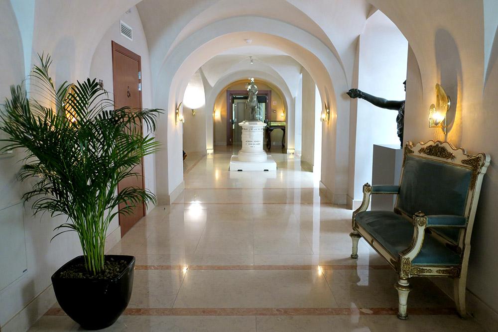 Hall in Pousada de Lisboa