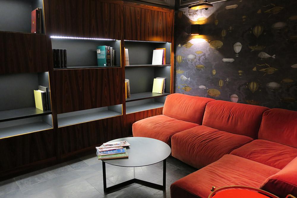 Cinema Room of the Valverde Hotel