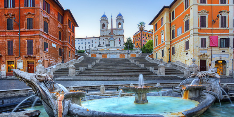 Travel guide to rome where to eat where to stay what for Luxury hotel guide